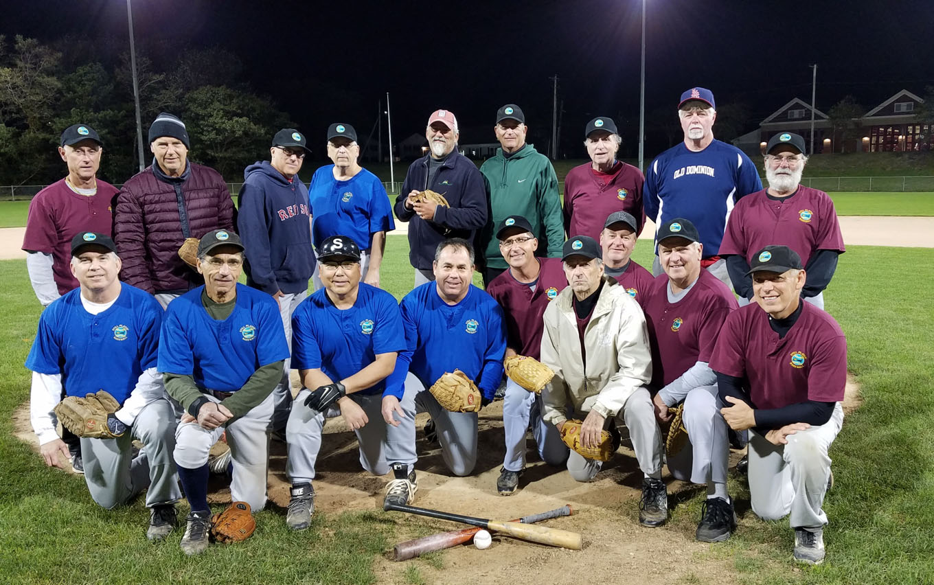 Exceptional Baseball Clubs Of Cape Cod Part - 13: Cape Cod 55+ Baseball   Wednesday Night Baseball For Players Age 55+